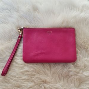 Fossil small wallet clutch